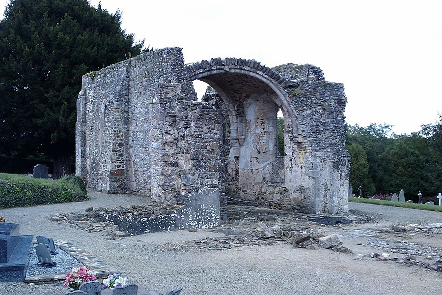 Ancienne église de fr:Saint-Sauveur-de-Pierrepont