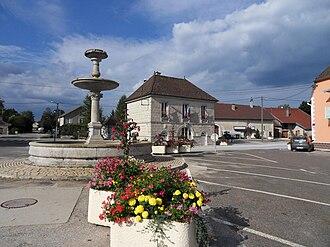 Andelot-en-Montagne - Image: Andelot