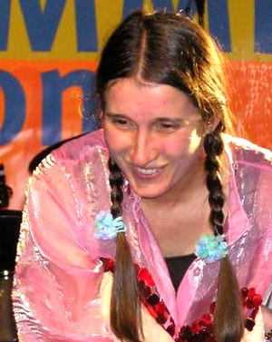 Andrea Echeverri - Echeverri (2006)