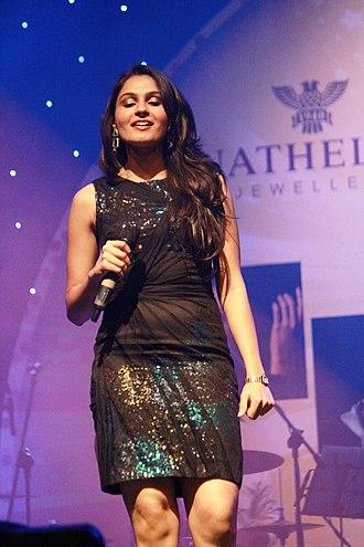 Andrea Jeremiah - Andrea Jeremiah in 2013