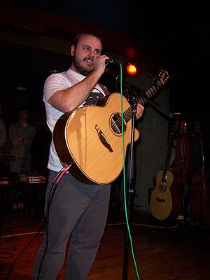 Photo of Andy McKee in concert Italiano: Foto ...