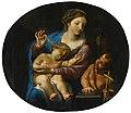 Angelo Caroselli - Madonna and Child with the infant Saint John the Baptist.jpg