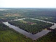 Angkor Wat, the biggest tourist draw of Cambodia