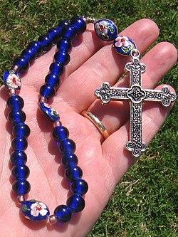 Anglican prayer beads-2006 04 08.jpg