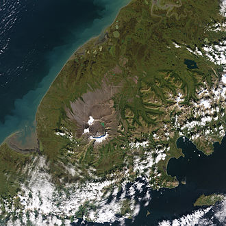 Aniakchak National Monument and Preserve - Image: Aniakchak National Monument and Preserve