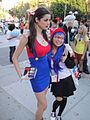 Anime Expo 2011 - Super Mario girl and friend (5917382861).jpg