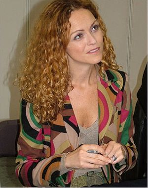 Goa'uld characters in Stargate - Anna-Louise Plowman (2005)