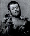 Annibale Carracci, Self-portrait as Bacchus.png