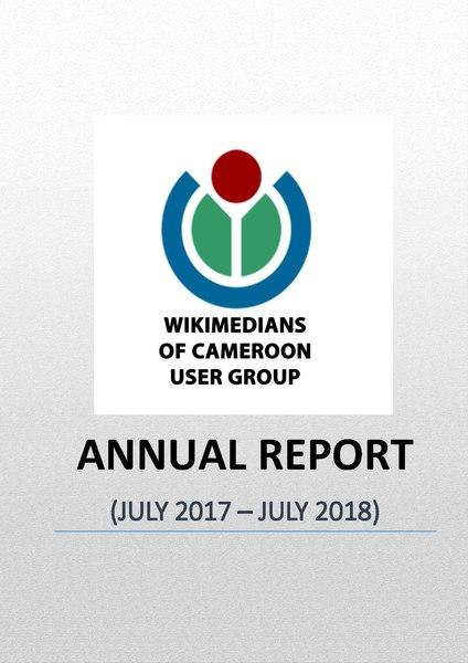 File:Annual report 2017 Cmr UG.pdf
