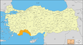 Antalya-Provinces of Turkey-Urdu.png