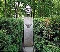 Antonin pałac myśliwski Radziwiłłów pomnik Chopina 20110623 kpjas.jpg