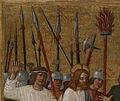Antonio della Corna - Christ Before Caiaphas - Walters 37481 - Detail.jpg