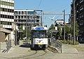 Antwerpen - Antwerpse tram, 23 juli 2019 (086, Bataviastraat, station MAS).JPG