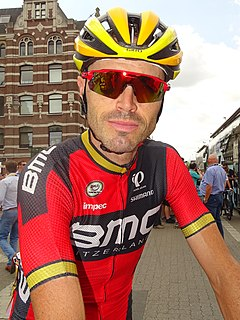 Samuel Sánchez Spanish road bicycle racer