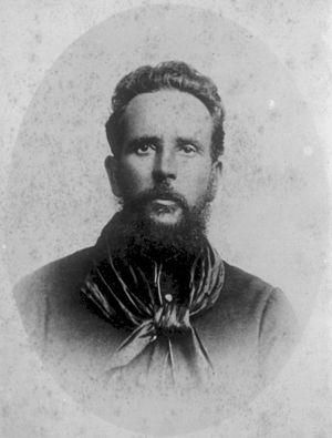 Aparicio Saravia - Image: Aparicio Saravia