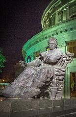 Monument à Aram Khatchatourian