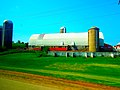 Arch Roofed Barn on US Hwy 12 - panoramio.jpg