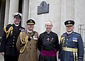 Archbishop of Canterbury with military chaplains.jpg