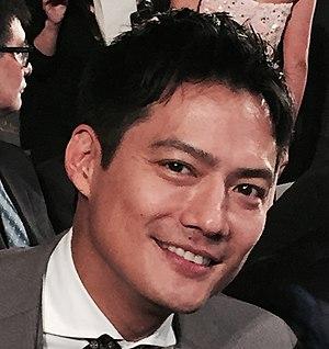 Archie Kao - Image: Archie Kao HK Film Awards 2015