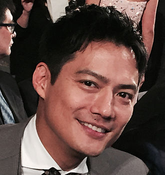 Archie Kao - Archie Kao at the 2015 Hong Kong Film Awards