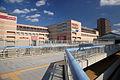 Arimatsu Station & AEON Town Arimatsu, Midori Ward Nagoya 2012.JPG
