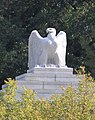 Arlington National Cemetery - eagle atop Roosevelt Gate - 2011.jpg