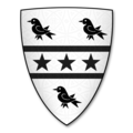 Armorial Bearings of the HUSBANDS of Wormbridge, Herefordshire.png