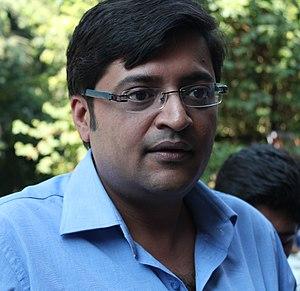 Arnab Goswami - Arnab Goswami in 2011