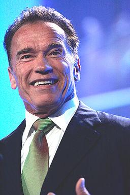 Arnold Schwarzenegger in Sydney, 2013
