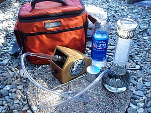 Vaporizer (inhalation device)