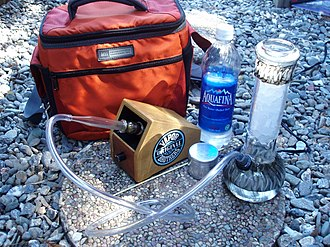 Vaporizer (inhalation device) - Image: Aromatherapy 2.0
