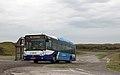 Arriva Ameland openbaar vervoer Hollum Oranjeweg Aardgas 19-10-2013 Irisbus Citelis.jpg