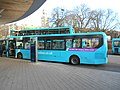Arriva Kent & Surrey SN67WUB (side), Chatham Bus Station, 16 January 2018.jpg