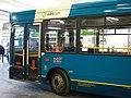 Arriva Medway Towns bus 3219 (P219 MKL), M&D 100 (2).jpg