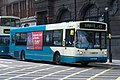 Arriva bus 4520 Volvo B10BLE Alexander ALX300 W296 PPT Superoute in Newcastle 9 May 2009.jpg