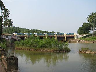 Nedumangad - Aruvikkara Dam