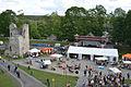 Arvamusfestival 2014, Paide linnusevaremed.jpg