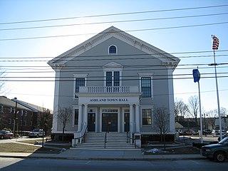 Ashland Town House