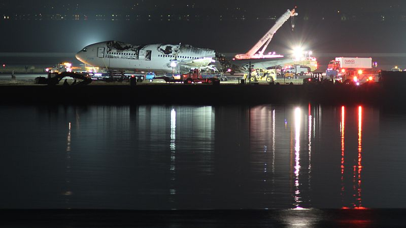Asiana Airlines Flight 214 July 6 Airplane Crash