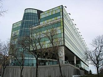 Saint Boniface Hospital - I. H. Asper Clinical Research Institute