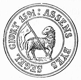 Assens, Denmark - Image: Assens segl