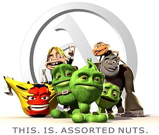 Assorted Nuts Animation Studios