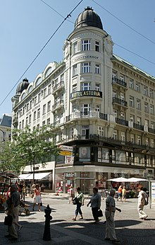 Trend Hotel Royal Palace Wien