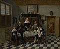 Attributed to Quiringh Gerritsz. van Brekelenkam - Family Group in an Interior - 70.PA.20 - J. Paul Getty Museum.jpg