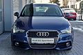 Audi A1 Sportback Ambition 1.6 TDI Scubablau Front.JPG