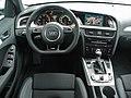Audi A4 B8 Facelift Avant Ambition S line 2.0 TDI Daytonagrau Interieur.JPG