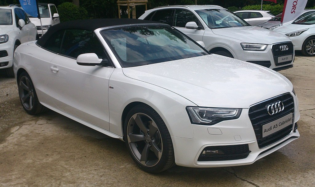 2013 Audi A5 and S5 – News – Car and Driver