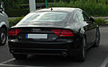 Audi A7 Sportback 3.0 TDI quattro – Heckansicht, 8. Mai, Velbert.jpg