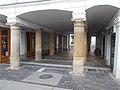 Augusz house, mid wing, passage, Szechenyi Street, 2016 Szekszard.jpg