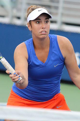 Brooke Austin - Austin at the 2016 US Open